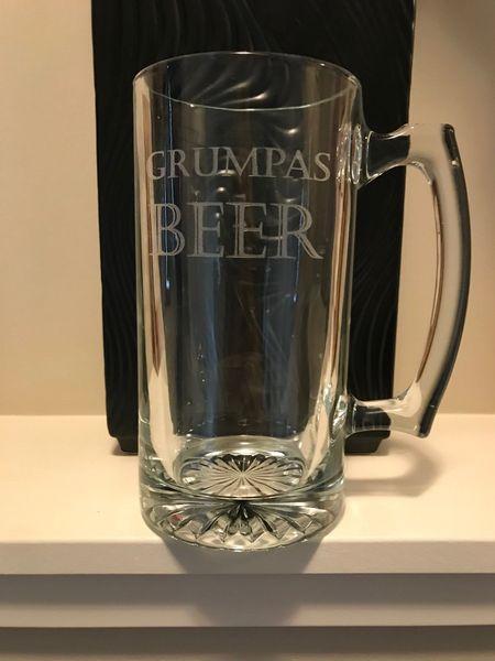 grumpas beer